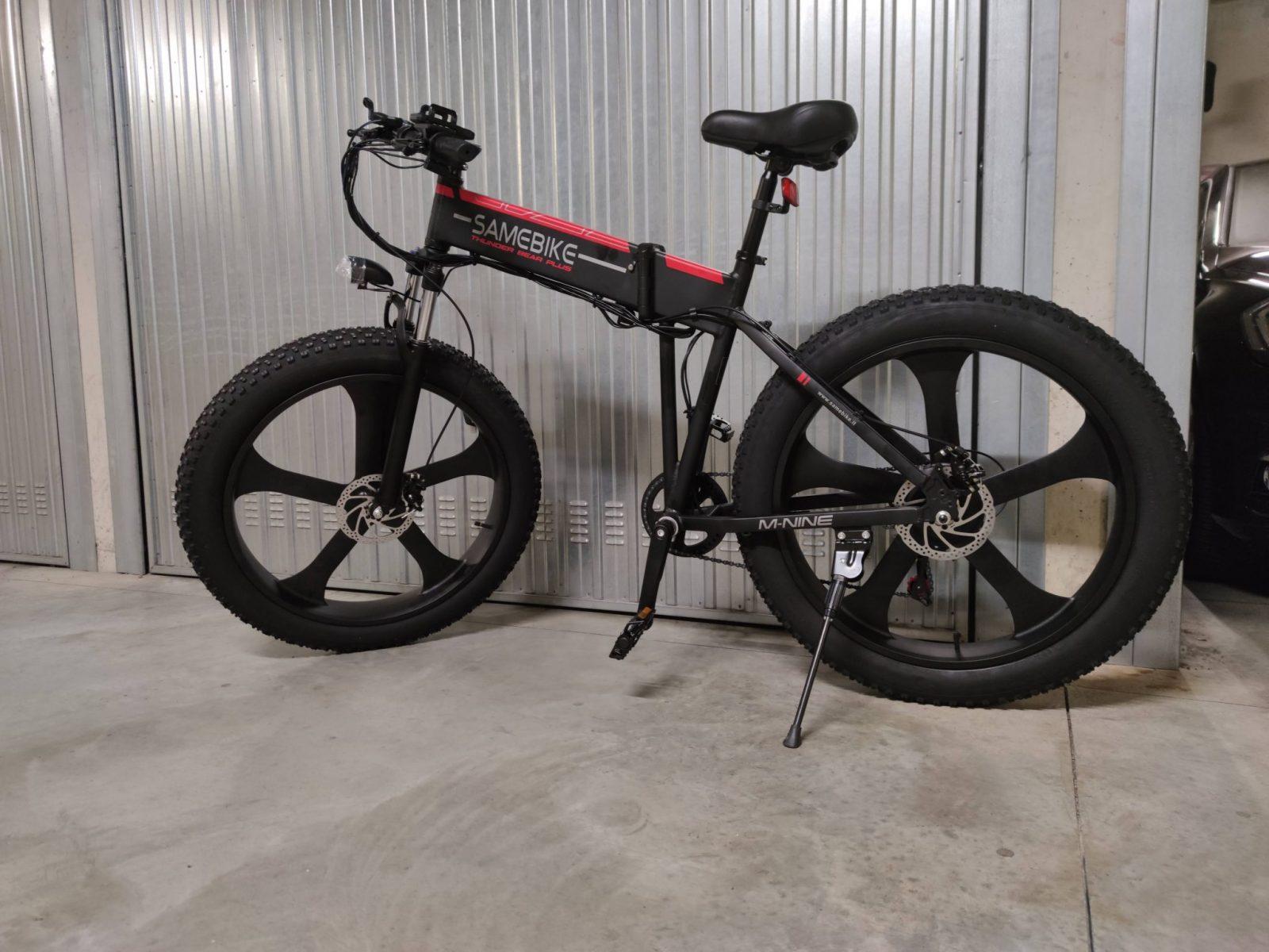 Samebike Thunder Bear Plus